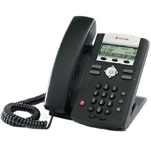 Adtran SoundPoint 331 IP Phone - Cable - Desktop, Wall Mountable - 2 x Total Line - VoIP - Speakerphone - PoE Ports