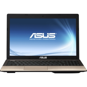 "Asus K55A-WH51 15.6"" LED Notebook - Intel Core i5 i5-3210M 2.50 GHz - 1366 x 768 HD Display - 6 GB RAM - 750 GB HDD - DVD-Writer - Intel HD 4000 Graphics - Webcam - Genuine Windows 8 - HDMI"