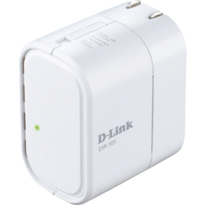 D-Link DIR-505L Wireless Router - IEEE 802.11n - 1 x Antenna - ISM Band - 54 Mbps Wireless Speed - 1 x Broadband Port - USB Wall Mountable