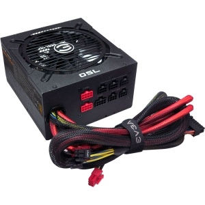EVGA SuperNOVA NEX750B Bronze Power Supply - 85% Efficiency - 750 W - Internal - 110 V AC, 220 V AC