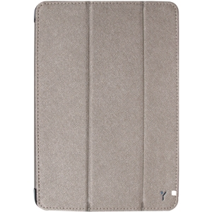The Joy Factory SmartSuit CSE103 Carrying Case for iPad mini - Bronze - Leather