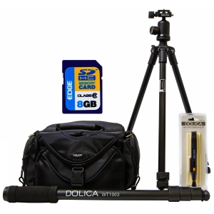 Dolica (4in1) DSLR Kit