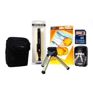 Dolica (6 in 1) Point & Shoot Kit