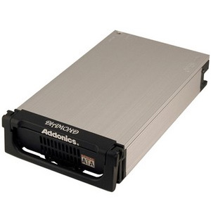 "Addonics Diamond DSACSB Hard Drive Case - Storage Enclosure - 1 x 3.5"" - 1/3H Internal - Internal"