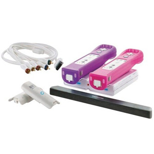 Memorex Wii Accessories Starter Kit (White)