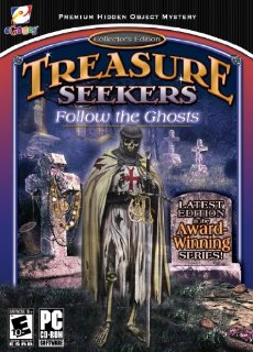 Treasure Seekers: Follow the Ghosts