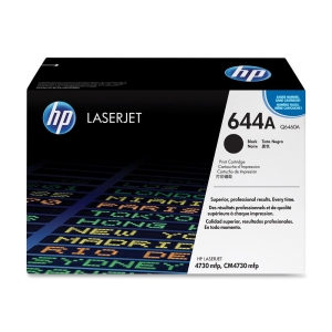 HP Toner Cartridge - Black - Laser - 12000 Page - 1 Each