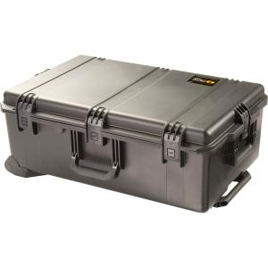 "Hardigg Storm Case Storm Trak iM2950 Shipping Case with Cubed Foam - Internal Dimensions: 10.50"" Height x 29"" Width x 18"" Depth - External Dimensions: 12.2"" Height x 31.3"" Width x 20.4"" Depth - Resin - Black"