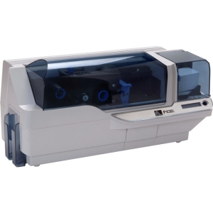 Zebra P430i Dye Sublimation/Thermal Transfer Printer - Color - Desktop - Card Print - 25 Second Color - 300 dpi - USB - LCD