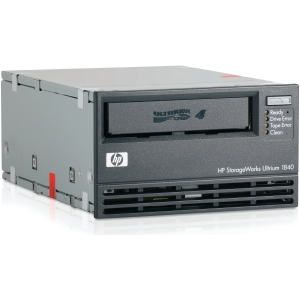 HP LTO-4 Ultrium 1840 SCSI Internal WW Tape Drive (EH853B) - 800 GB (Native)/1.60 TB (Compressed) - SCSI - 5.25&quot; Width - 1H Height - Internal