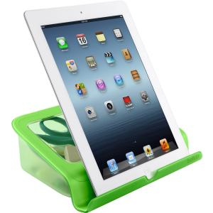 Belkin Tablet PC Holder - Vertical, Horizontal - 1 - Green