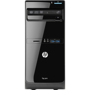 HP Business Desktop Pro 3500 C6Z81UT Desktop Computer - Intel Pentium G645 2.9GHz - Micro Tower - 2 GB RAM - 500 GB HDD - DVD-Reader - Genuine Windows 8 Pro - DVI