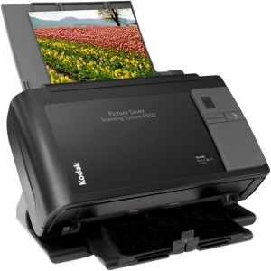 Kodak PS50 Sheetfed Scanner - 48-bit Color - 8-bit Grayscale - USB