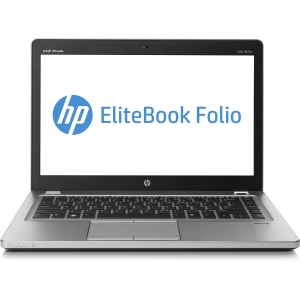 HP EliteBook Folio 9470m C9H54UT 14.0&quot; LED Ultrabook - Intel - Core i5 i5-3317U 1.7GHz - Platinum - 1366 x 768 HD Display - 4 GB RAM - 500 GB HDD - Intel HD 4000 Graphics - Bluetooth - Webcam - Genuine Windows 7 Professional (English) - 8.50 Hour Battery
