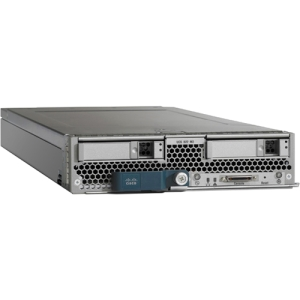 Cisco Barebone System Blade - Socket B2 LGA-1356 - 2 x Processor Support - 192 GB Maximum RAM Support - Serial ATA, Serial Attached SCSI (SAS) RAID Supported Controller - 1.20 TB HDD Support - 2 x Total Expansion Slots - Processor Support (Xeon)