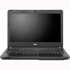 Acer TravelMate TMP243-M-33114G50Mikk 14&quot; LED Notebook - Intel Core i3 i3-3110M 2.40 GHz - 1366 x 768 HD Display - 4 GB RAM - 500 GB HDD - DVD-Writer - Intel HD 4000 Graphics - Bluetooth - Webcam - Genuine Windows 7 Professional - HDMI
