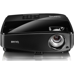 BenQ MS517 DLP Projector - 1080p - EDTV - 4:3 - F/2.51 - 2.69 - NTSC, PAL, SECAM - 800 x 600 - SVGA - 13,000:1 - 2800 lm - HDMI - USB - VGA In - 245 W
