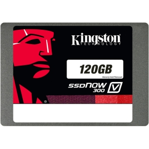 Kingston SSDNow V300 120 GB 2.5&quot; Internal Solid State Drive - SATA