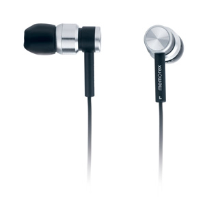 Memorex EB300-A In-Ear Earbuds