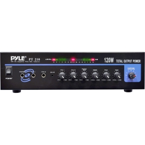 PyleHome PT210 Amplifier - 40 W RMS - 1 Channel - 120 W PMPO - 1 kHz