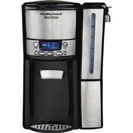 12 CUP PROGRAMMABLE BREWSTATION COFFEEMAKER