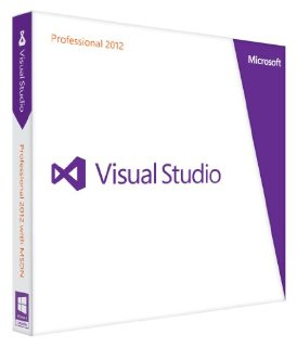 Visual Studio Professional 2012