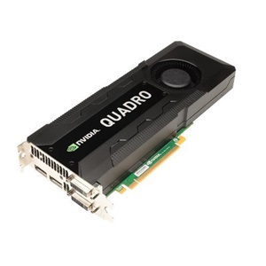 PNY Quadro K5000 Graphic Card - 4 GB DDR5 SDRAM - PCI Express 3.0 - 4096 x 2160 - SLI - G-sync - Fan Cooler - DirectX 11.0, OpenGL 4.3 - DisplayPort - DVI