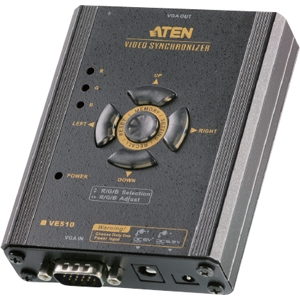 Aten VE510 Video Processor - Functions: Video Processing, Video Capturing - VGA