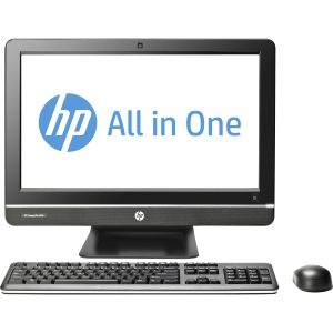 HP Business Desktop Pro 4300 C9H70UT All-in-One Computer - Intel Core i5 i5-3470S 2.9GHz - Desktop - 20&quot; HD+ Display - 4 GB RAM - 500 GB HDD - DVD-Writer - Intel HD 2500 Graphics - Wi-Fi - Webcam - Genuine Windows 7 Professional