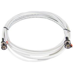 Revo RBNCR59-500 Coaxial Video Cable - Coaxial for Video Device, Surveillance Camera - 500 ft - BNC Video - BNC Video