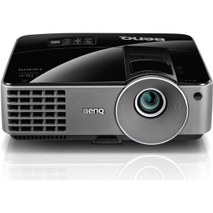 BenQ MX520 3D Ready DLP Projector - 720p - HDTV - 4:3 - F/2.56 - 2.8 - SECAM, NTSC, PAL - 1024 x 768 - XGA - 13,000:1 - 3000 lm - HDMI - USB - VGA In - 293 W - 1 Year Warranty