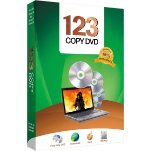 Bling Software 123 Copy DVD 2013 - Version Upgrade - Media Management/Conversion - 10 Box - PC