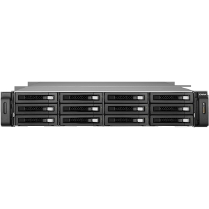 QNAP TS-1279U-RP Network Storage Server - Intel Core i3 i3-2120 3.30 GHz - RJ-45 Network, USB, USB, eSATA, HD-15 VGA
