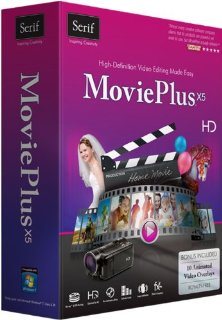 MoviePlus X5 HD With Bonus HD Video Overlays Disk