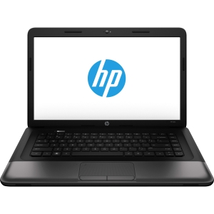 "HP Essential 650 C6Z72UT 15.6"" LED Notebook - Intel - Pentium B980 2.4GHz - Charcoal - 1366 x 768 HD Display - 4 GB RAM - 320 GB HDD - DVD-Writer - Intel Graphics Media Accelerator HD Graphics - Webcam - Genuine Windows 8 - 6 Hour Battery - HDMI"