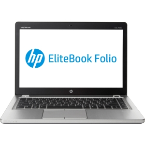 "HP EliteBook Folio 9470m C6Z61UT 14.0"" LED Ultrabook - Intel - Core i5 i5-3427U 1.8GHz - Platinum - 4 GB RAM - 500 GB HDD - Intel HD 4000 Graphics - Genuine Windows 7 Professional 64-bit (English) - 1366 x 768 Display - Bluetooth"