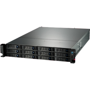 Iomega StorCenter px12-400r Network Storage Server - Intel Core i3 3.30 GHz - 3 x USB Ports