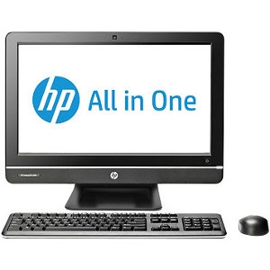 HP Business Desktop Pro 4300 C9H68UT All-in-One Computer - Intel Core i3 i3-3220 3.3GHz - Desktop - 20&quot; HD+ Display - 4 GB RAM - 500 GB HDD - DVD-Writer - Intel HD 2500 Graphics - Wi-Fi - Webcam - Genuine Windows 7 Professional