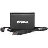 InFocus USB/HDMI Audio/Video Adapter - USB - HDMI Digital Audio/Video