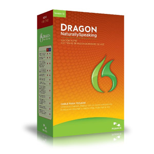 Dragon NaturallySpeaking Home 12 Spanish