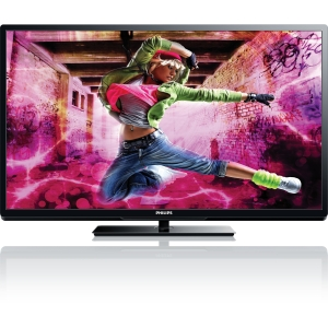 Philips 42PFL5907 42&quot; 1080p LED-LCD TV - 16:9 - HDTV 1080p - ATSC - 178 / 178 - 1920 x 1080 - Surround Sound, Dolby Digital - 4 x HDMI - USB - Ethernet - Wi-Fi - DLNA Certified - PC Streaming - Internet Access - Media Player