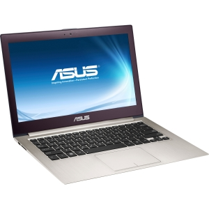 "Asus ZENBOOK UX32A-XB51 13.3"" LED Ultrabook - Intel Core i5 i5-3317U 1.70 GHz - Silver Aluminum - 1366 x 768 HD Display - 4 GB RAM - 500 GB HDD - 24 GB SSD - Intel HD 4000 Graphics - Bluetooth - Webcam - Genuine Windows 7 Professional - 7 Hour Battery - H"