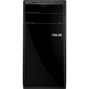 Asus CM1745-US006S Desktop Computer - AMD A-Series 3.40 GHz - 8 GB RAM - 1 TB HDD - DVD-Writer - Genuine Windows 8