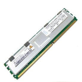 IBM-IMSourcing 4GB DDR2 SDRAM Memory Module - 4 GB (1 x 4 GB) - DDR2 SDRAM - 667 MHz DDR2-667/PC2-5300 - ECC - Fully BufferedDIMM - Bulk
