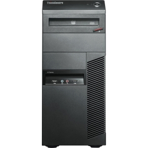 Lenovo ThinkCentre M91p 4524E1U Desktop Computer - Intel Core i5 i5-2500 3.3GHz - Tower - Business Black - 2 GB RAM - 320 GB HDD - DVD-Writer - RAID Supported - Intel Graphics Media Accelerator HD Graphics - Genuine Windows 7 Professional - DisplayPort