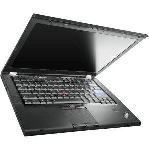 Lenovo ThinkPad T420s 4174LVU 14&quot; LED Notebook - Intel - Core i5 i5-2520M 2.5GHz - Black - 1600 x 900 HD+ Display - 4 GB RAM - 160 GB SSD - DVD-Writer - Intel HD 3000 Graphics - Bluetooth - Webcam - Finger Print Reader - Genuine Windows 7 Professional - 5