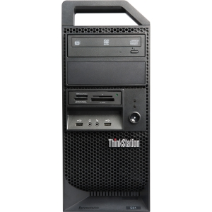 Lenovo ThinkStation E31 255218U Tower Workstation - 1 x Intel Core i5 i5-3450 3.1GHz - 4 GB RAM - 500 GB HDD - DVD-Writer - NVIDIA Quadro 2000 1 GB Graphics - Genuine Windows 7 Professional 64-bit