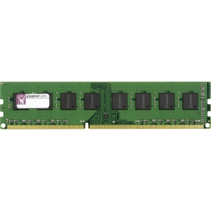 Kingston 16GB Module - DDR3L 1333MHz - 16 GB - DDR3 SDRAM - 1333 MHz - ECC - Registered