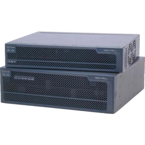 Cisco 3745 Router - 3 x WIC, 4 x Network Module - 2 x 10/100Base-TX LAN