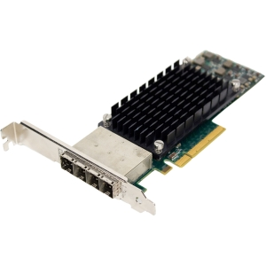 ATTO 16-External Port 6Gb/s SAS/SATA PCIe 3.0 Host Bus Adapter - Serial Attached SCSI (SAS), Serial ATA/600 - PCI Express 3.0 x8 - Plug-in Card - 8 MB
